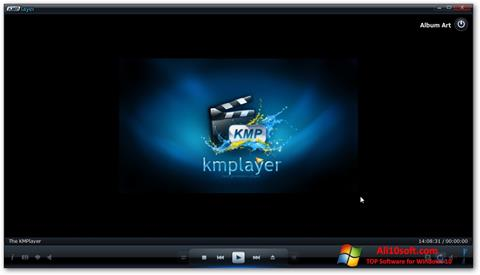 Снимак заслона KMPlayer Windows 10