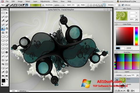 Снимак заслона SUMo Windows 10